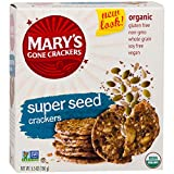 Mary's Gone Crackers – Super Seed (6.5 ounce) Review