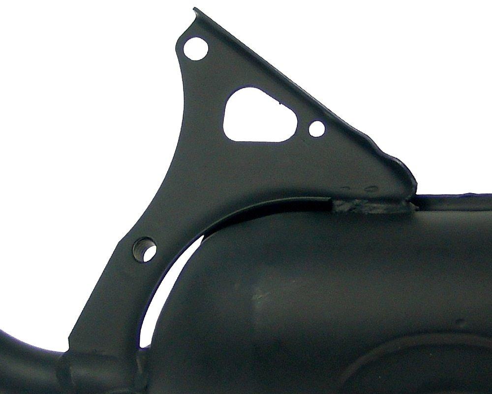 ab Bj. 1999 Auspuff STANDARD MBK Nitro 50