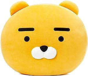 Free KAKAO FRIENDS Official- Face Mochi Pillow Cushion…