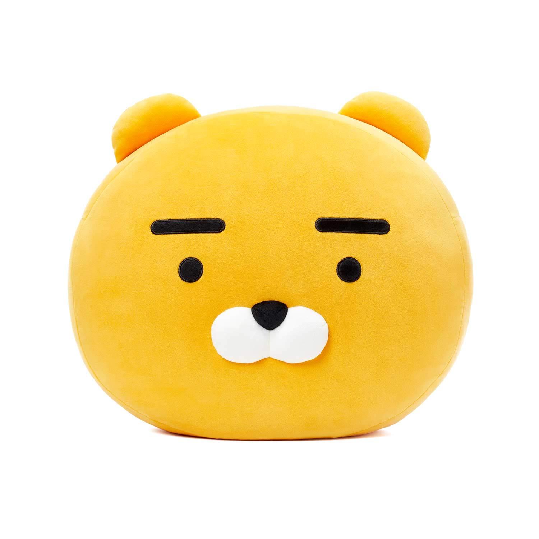 KAKAO FRIENDS Official- Face Mochi Pillow Cushion (Ryan)