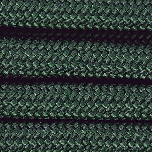肩をすくめるリンク用心するパラコード タイプ3 ダークグリーン
