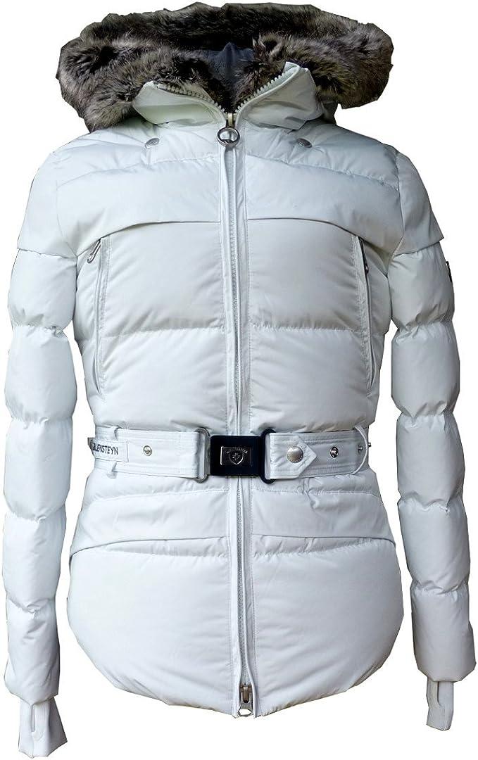 Wellensteyn Damen Tivoli Jacke, Weiß (Snowwhite SNW), Large