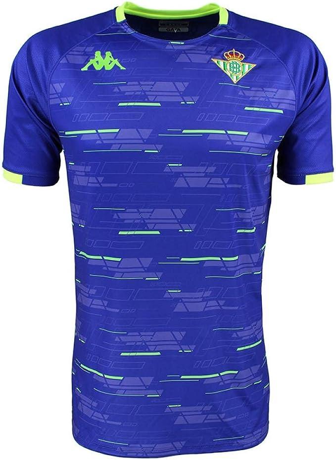 Camiseta de entrenamiento - Real Betis Balompié 2018/2019 - Kappa ...