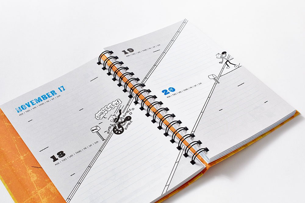 The wimpy kid school planner diary of a wimpy kid jeff kinney the wimpy kid school planner diary of a wimpy kid jeff kinney 9781419712548 amazon books solutioingenieria Choice Image