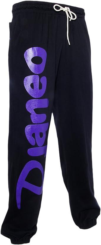 Djaneo Pantalones Deportes Rio Hombre y Mujer Jogging algodón ...
