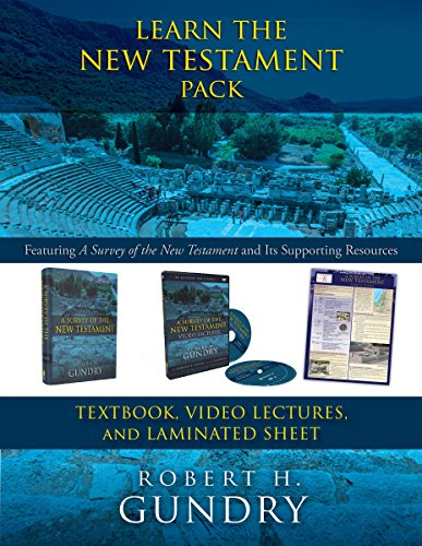 Learn The New Testament Pack: Featuring A Survey Of The New Testament And Its Supporting Resources
