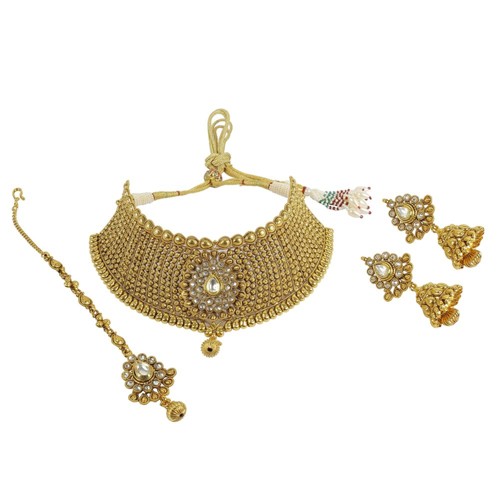 Jewellery Muchmore Bollywood Indian Gold Plated Fabulous