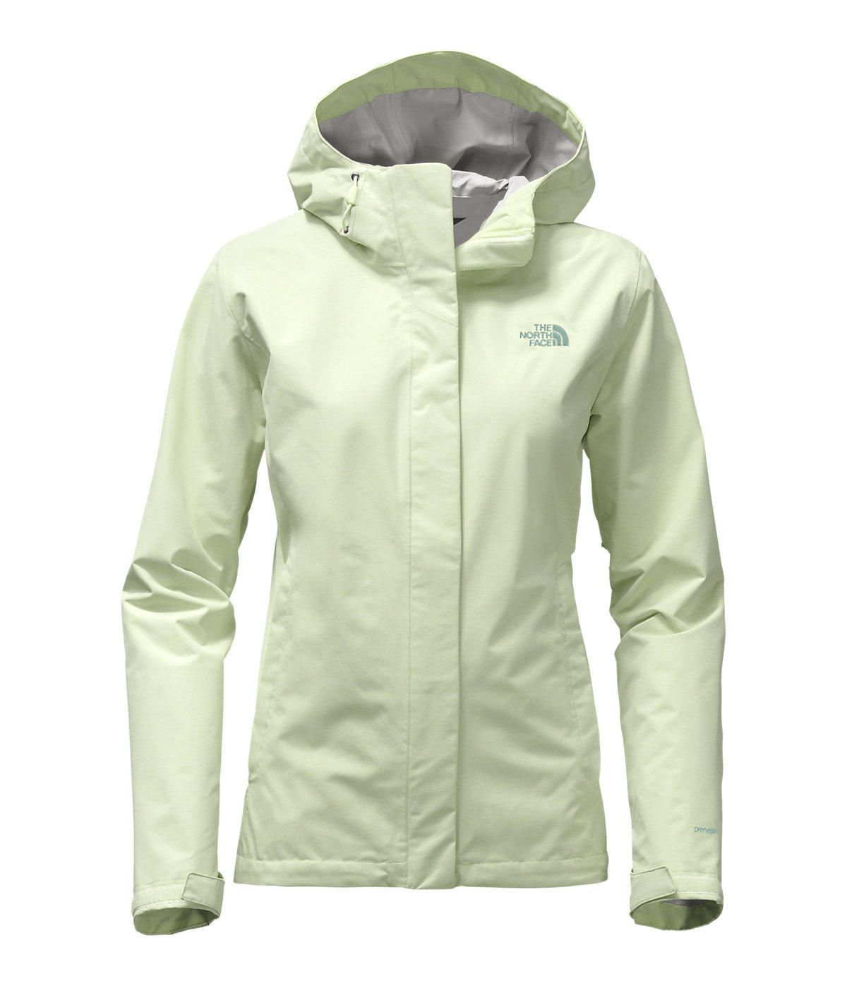The North Face Women's Venture 2 Jacket Ambrosia Green Heather L by The North Face (Image #1)