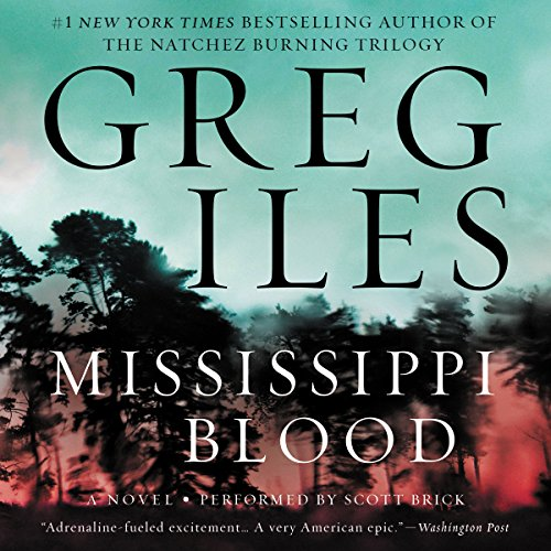 Mississippi Blood: A Novel Audiobook [Free Download by Trial] thumbnail