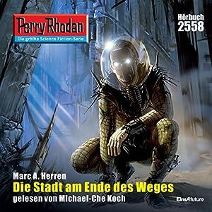 Die Stadt am Ende des Weges (Perry Rhodan 2558) Hörbuch