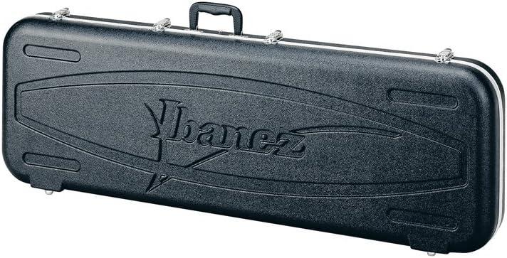 Ibanez MB100C - Estuche rígido para bajo eléctrico (interior acolchado), diseño con logotipo Ibanez: Amazon.es: Instrumentos musicales