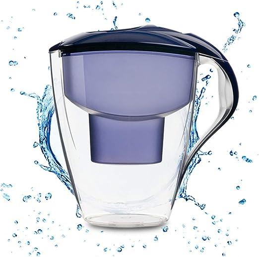 DGYAXIN Jarra Filtro de Agua, Jarra de Agua filtrada 3L 7 ...