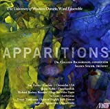 Apparitions by University of Western Ontario Wind Ensemble (2012-02-01)