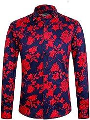APTRO Men's Wool Trench Coat Long Gentleman Business Top