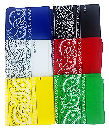 6-color-pack-double-sided-print-pack-of-6-assorted-color-classic-paisley-bandanas