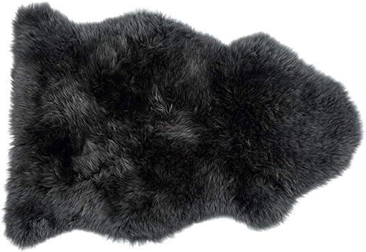 Black Sheepskin Genuine Australian Sheepskin