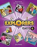 Explorers 4: Class Book Pack