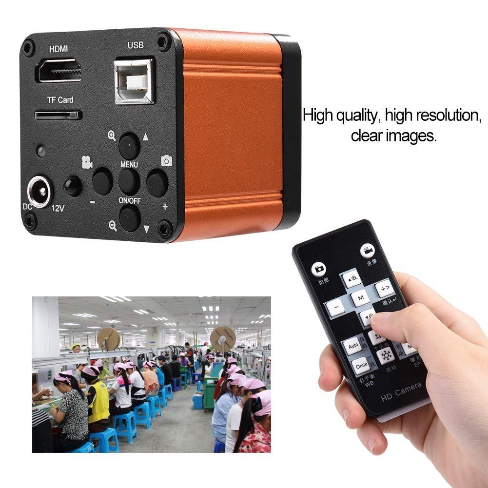 Cámara Industrial 16MP 1080P 60FPS HDMI USB Lab Microscopio ...