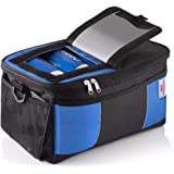 Rockland Guard Insulated 16 Can Collapsible Soft Cooler Bag with Easy Access for Picnic, Camping, BBQ, Gym, Lunch or Beach.