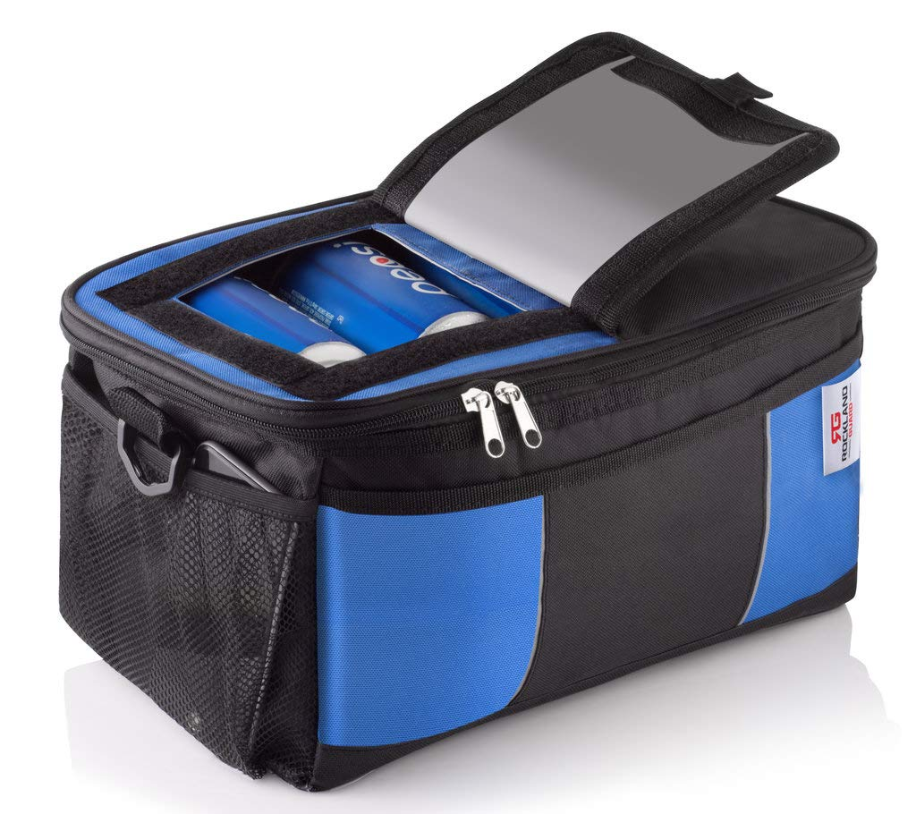 Rockland Guard Insulated 16 Can Collapsible Soft Cooler Bag with Easy Access for Picnic, Camping, BBQ, Gym, Lunch or Beach. by Rockland Guard
