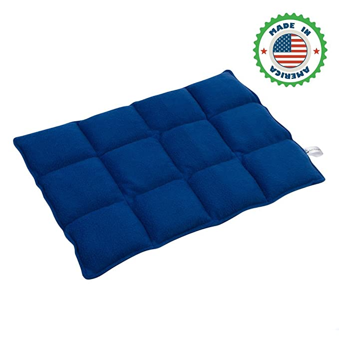 Review Weighted Lap Pad for