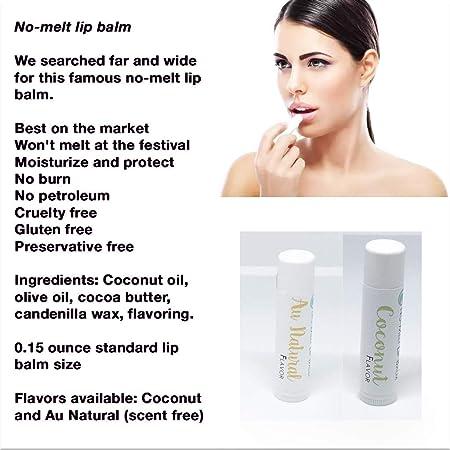 Review Best No-Melt Lip Balm!