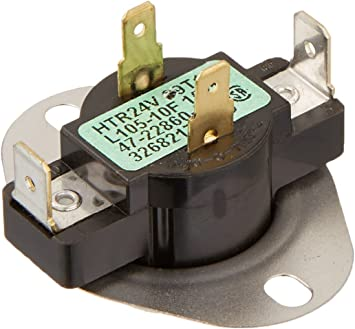 47-22860-03 Ruud OEM Furnace Replacement Limit Switch L105-10