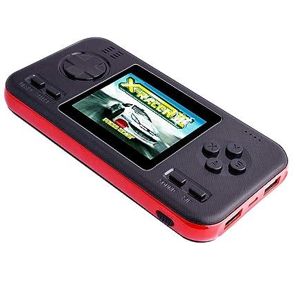 Amazon.com: POKPOW Cargador portátil con juegos de mano ...