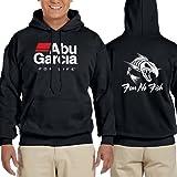 sasak sadeq ABU GARCIA FISHING REEL LOGO two side Hoodie Unsex Shirt