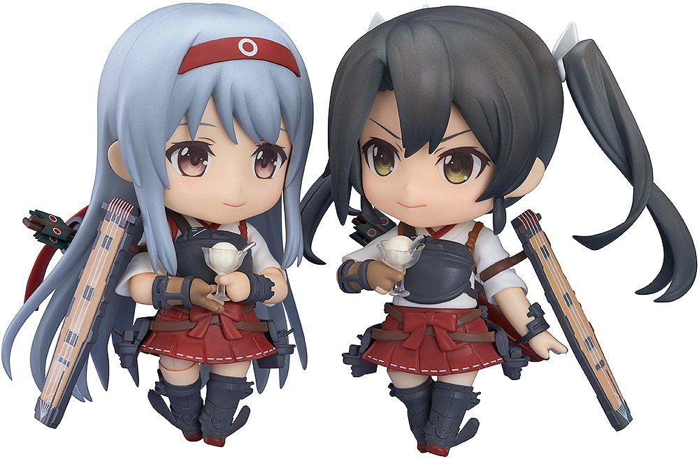 Nendoroid Nendoroid Nendoroid Petite nendoroid fleet abcdcollectionsabcdviewing-ship it-Rui crane  sho Hak sets Awards [shokaku and zuikaku hand strung parts + fleet formation for reproduction stand attachment] with 2be487