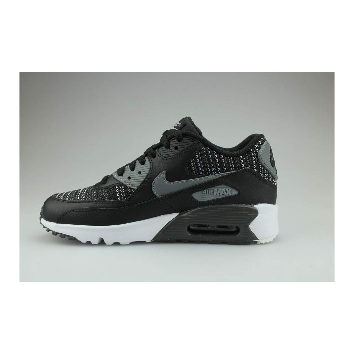 quality design 416b2 f45e6 Nike Air Max 90 Mesh Se (GS), Sneakers Basses Homme, Multicolore  (Black Cool Anthracite Wolf Grey 001), 39 EU  Amazon.fr  Chaussures et Sacs