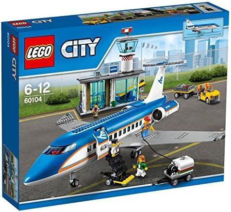 LEGO City - Aeropuerto, Terminal de pasajeros (6135738): Amazon.es ...