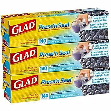 Gladwrap as a sex aid
