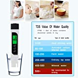 WaterQualityTester 2in1 Set, PH&TDS