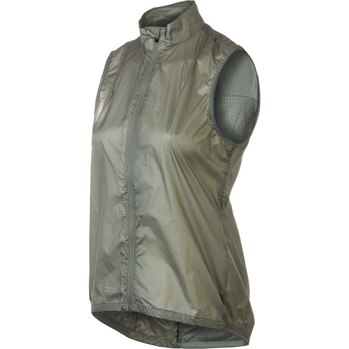 Giro Women''s New Road Wind Cycling Vest Castor Grey (Small)