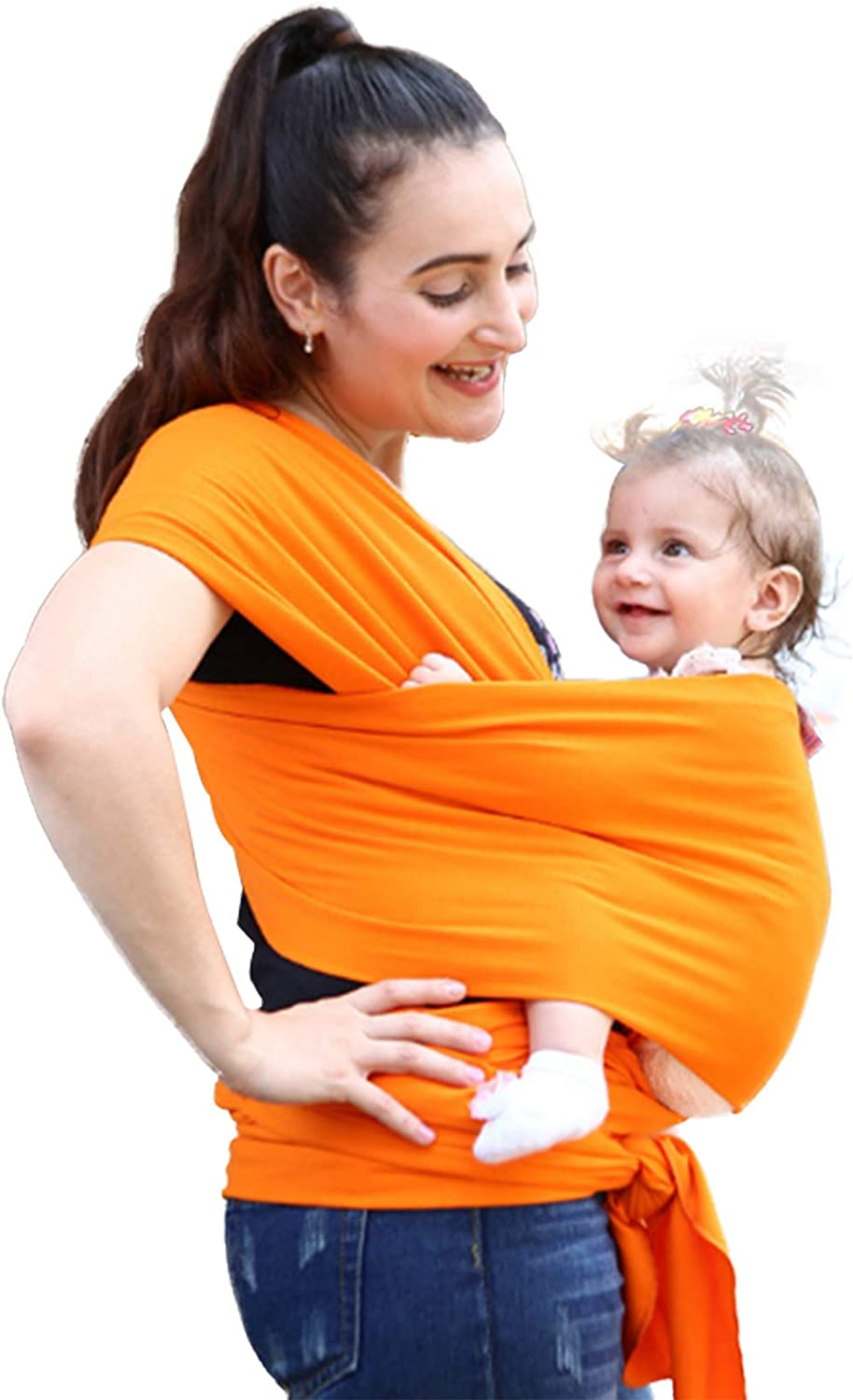 Letuwj Babys Multi-Function Hands Free Carrier Rose One Size