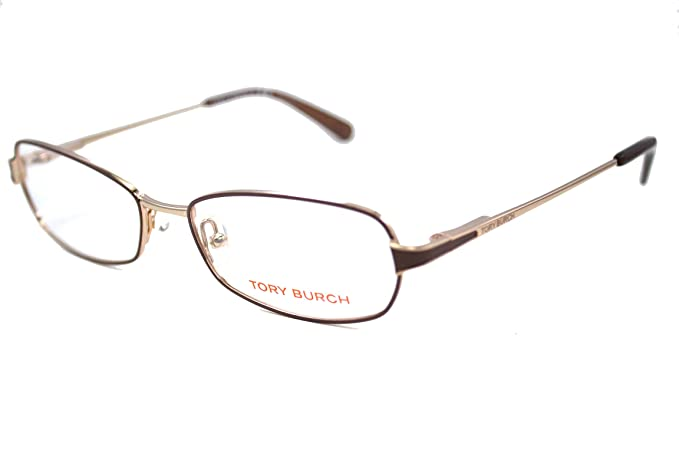 Amazon.com: Tory Burch Ty1024 anteojos 385 café oro Demo ...
