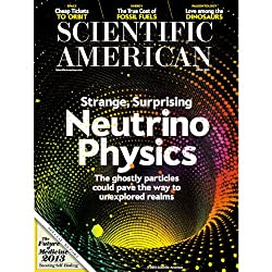 Scientific American, April 2013