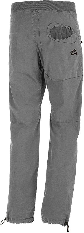 E9 Rondo Slim Pantalones Hombres Marrón 2019 Pantalones ...