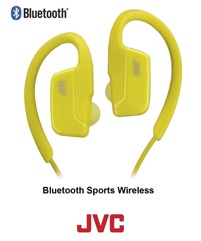 JVC HA-EC30BT Dentro de oído Binaural Inalámbrico Amarillo: Jvc ...