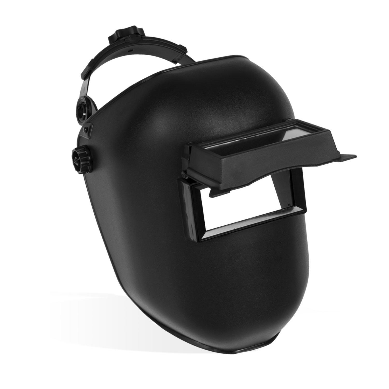 Neiko 53847A Industrial Grade Welding Helmet with Flip Lens, Shade 11   Meets ANSI Z87.1