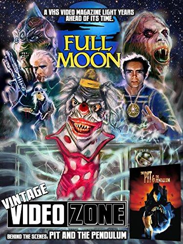 Vintage Videozone: The Pit & The Pendulum