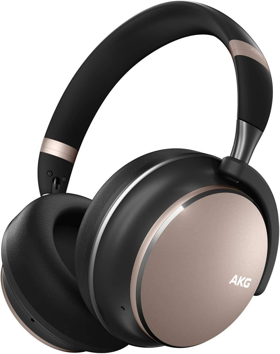 【AKG公式ストア】 AKG Y600NC WIRELESS ノイズキャンセリング ワイヤレスヘッドホン Bluetooth 5.0 SBC/AAC対応 最大約35時間再生 オリジナルステッカー付き AKGY600NCBT-E (ベージュ)