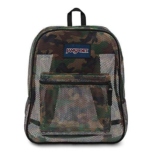 JanSport Mesh Pack - Surplus Camo (Surplus Mesh)