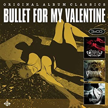 Bullet For My Valentine Original Album Classics Amazon Com Music