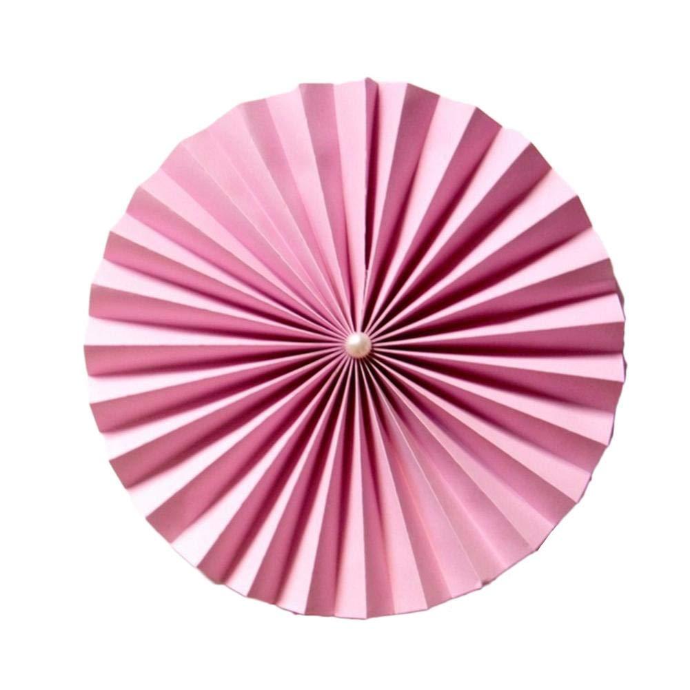 Basteln Malen Nähen Leo565tom 50 Stücke 15 Cm Papier Fan
