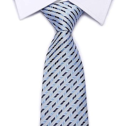QEHWS Corbata Hombre Corbatas Skinny Tie Wedding Party Corbatas ...