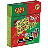 Holiday BeanBoozled Naughty or Nice Jelly Beans - 1.6 oz Box (3rd edition)