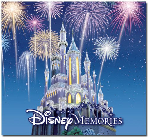 SandyLion DAB9 Disney Classics Scrapbook Album Blue