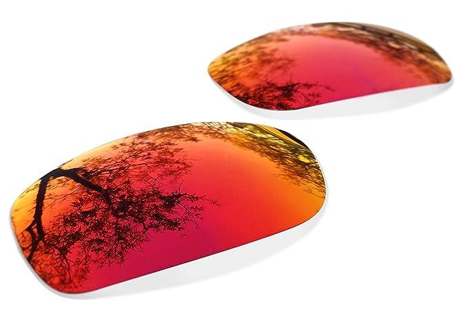 c2082fad90 sunglasses restorer Lentes Polarizadas de Recambio Ruby Red para Oakley  Scalpel: Amazon.es: Ropa y accesorios